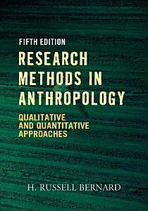 Research Methods in Anthropology PDF