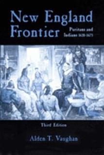 New England Frontier Book