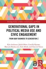 Generational Gaps in Political Media Use and Civic Engagement