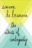 The Ethics of Ambiguity PDF
