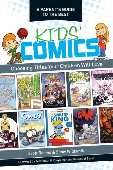 A Parent s Guide to the Best Kids  Comics PDF