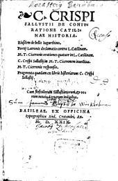 De coniuratione Catilinae historia