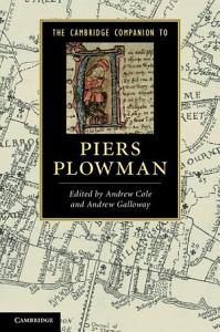 The Cambridge Companion to Piers Plowman PDF