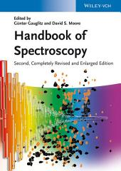 Handbook of Spectroscopy: Edition 2
