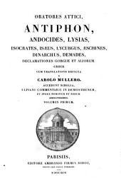 Ἰσοκρατης. Isocratis orationes et epistolae. Recognovit J. G. Baiter [with the Latin translation of E. A. J. Ahrens]. Gr. and Lat