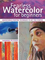 Fearless Watercolor for Beginners PDF