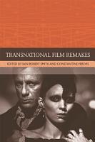 Transnational Film Remakes PDF