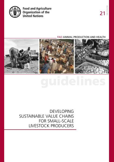 Developing sustainable value chains for small scale livestock producers PDF