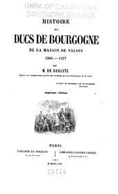 Histoire des ducs de Bourgogne de la maison de Valois 1364-1477: Volume3
