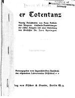 Der Totentanz PDF