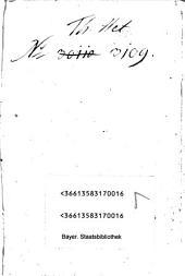 Regulae Vitae: Virtutum omnium methodicae descriptiones in Academia Rostochiana propositae
