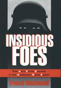 Insidious Foes Book