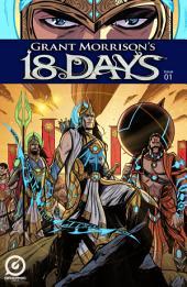 Grant Morrison's 18 Days #1
