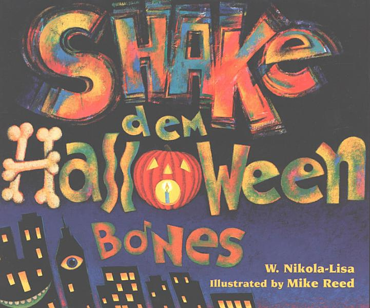 Download Shake Dem Halloween Bones Book