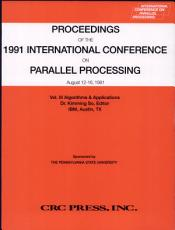 Proceedings 20th International Conference Parallel Processing 1991