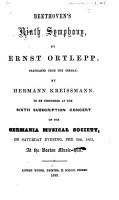 Beethoven s Ninth Symphony PDF