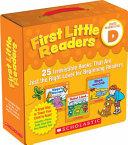 First Little Readers