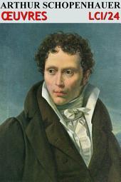 Arthur Schopenhauer - Oeuvres LCI/24