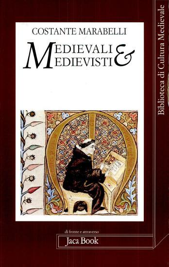 Medievali   medievisti PDF
