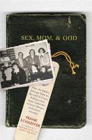 Sex  Mom  and God PDF