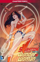 Sensation Comics Featuring Wonder Woman (2014-) #40