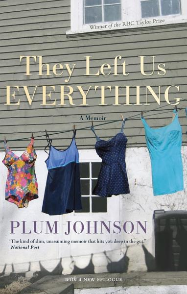 Download They Left Us Everything Book