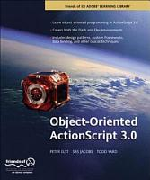 Object Oriented ActionScript 3 0 PDF