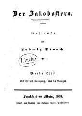 Der Jakobsstern: Messiade, Band 4