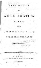 Aristotelis De arte poetica liber