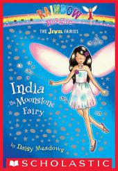 Jewel Fairies #1: India the Moonstone Fairy