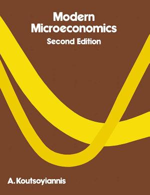 Mod Micro Econ 2e
