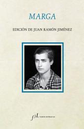 Marga: Edición de Juan Ramón Jiménez