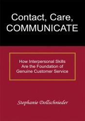Contact Care Communicate Book PDF