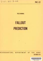 Fallout Prediction: Volumes 3-22