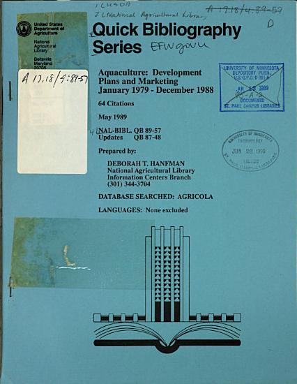 Quick Bibliography Series PDF