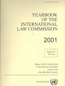 Yearbook of the International Law Commission 2001 PDF