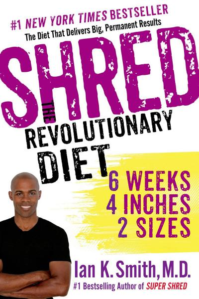 Download Shred  The Revolutionary Diet Book