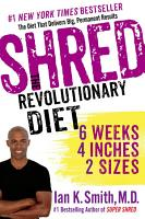 Shred  The Revolutionary Diet PDF