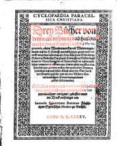 Cyclopaedia Paracelsia christiana