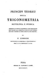 Saggio d'un trattato generale di trigonometria
