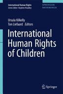 International Human Rights of Children PDF