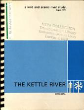 Kettle River, Wild and Scenic River(s) (WSR) Study