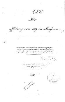 Die Feldzug von 1809 in Ba  ern PDF
