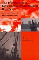 The Effectiveness of International Environmental Regimes PDF