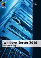 Windows Server 2016 PDF
