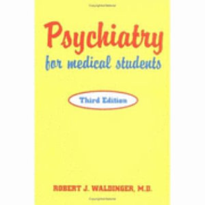 Psychiatry for Medical Students PDF