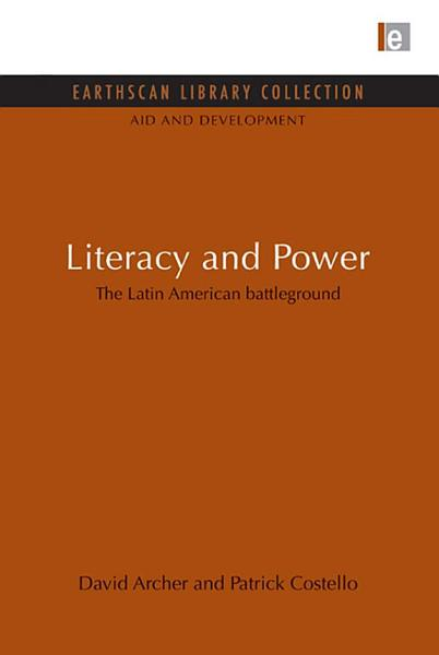 Download Literacy and Power Book