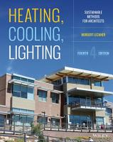 Heating  Cooling  Lighting PDF
