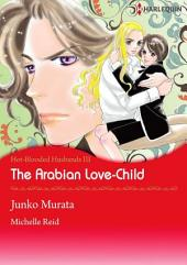 The Arabian Love-Child: Harlequin Comics