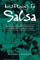 Listening to Salsa PDF